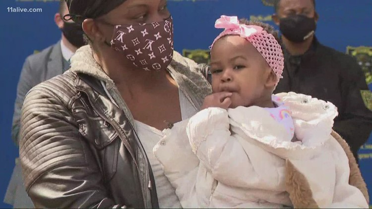Mom of kidnapped baby explains why she turned to delivery work with her daughter