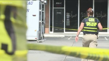 GBI identifies suspect fatally shot after attacking Roswell officer with blunt object