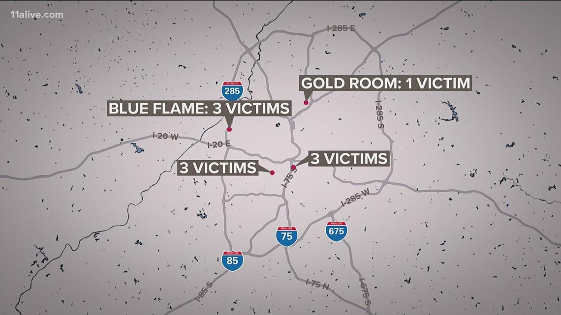 Spike in gun violence grabs attention of Atlanta leaders