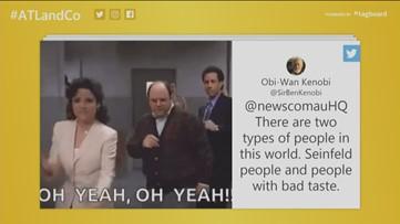 The Must See TV Debate: 'Seinfeld' vs. 'Friends'