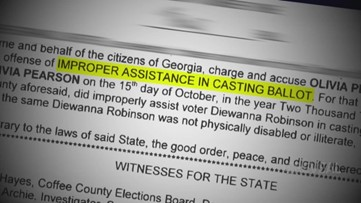 How a Georgia grandmother almost went to prison -- and why some are calling it voter suppression