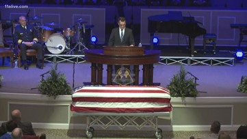 'He's always the same person': Pastor describes Officer Michael Smith's character