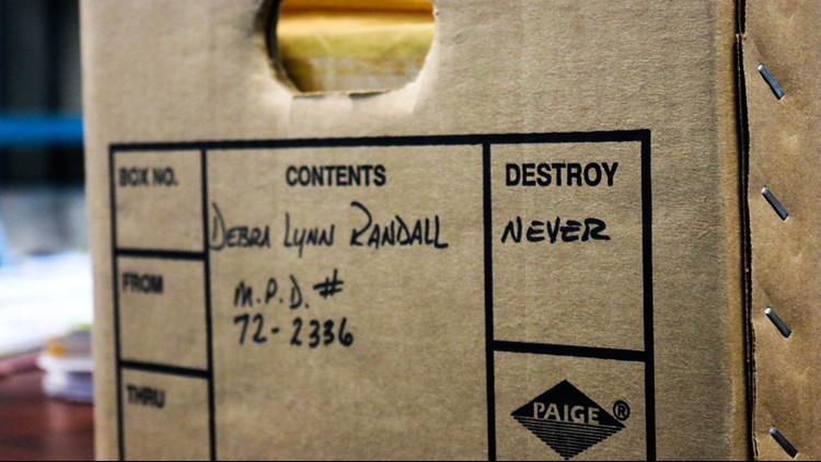 Debbie Lynn Randall case file