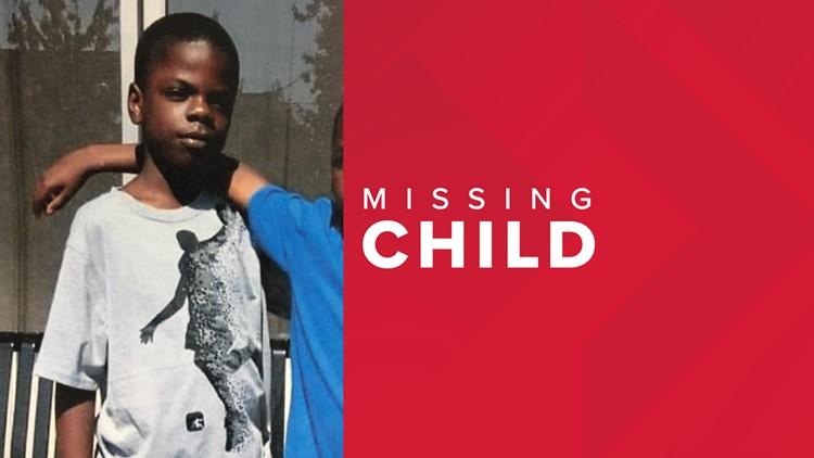 J.R. - missing
