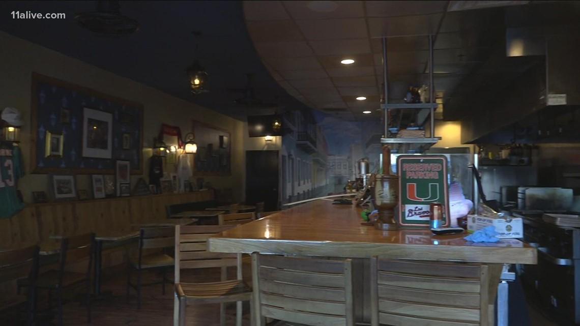 Pandemic forces popular Smyrna restaurant to close