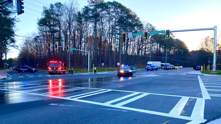 Man killed after being hit by car in south DeKalb