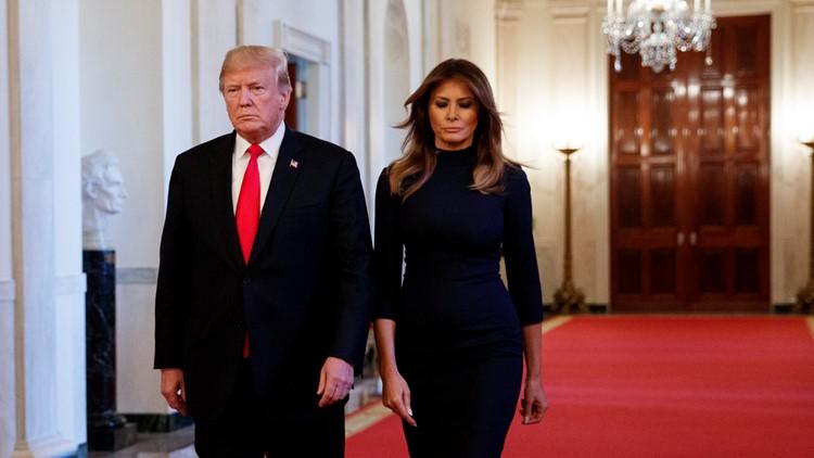 President Trump, First Lady Melania to speak at drug abuse summit in Atlanta today