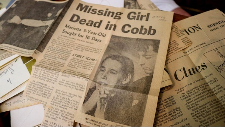 The Doll and the Monster news clipping