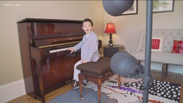 6-year-old prodigy to pay at Carnegie Hall