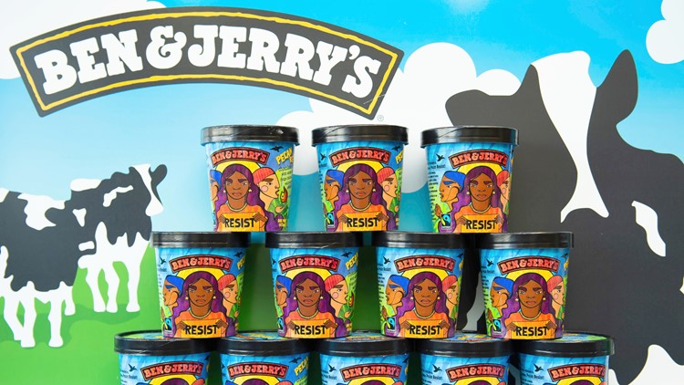4/20 Day fun: Ben & Jerry's giving away free ice cream - to those who enjoy cannabis