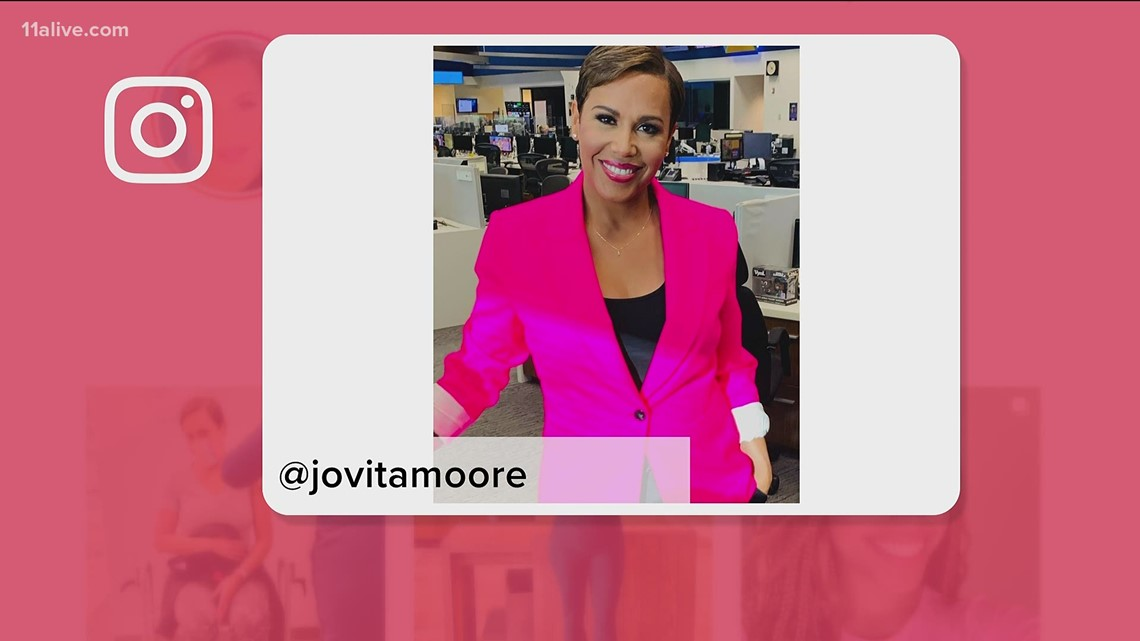 11Alive sends prayers and well-wishes to Jovita Moore as she undergoes surgery for brain tumors