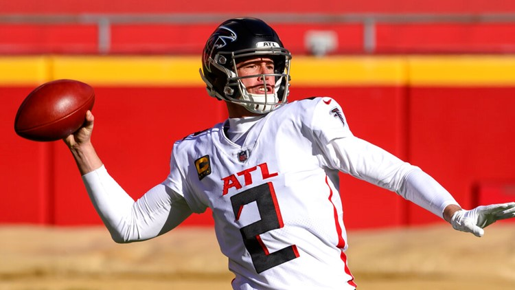 The Falcons can't pass on a quarterback in the 2021 NFL Draft