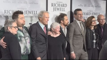 Clint Eastwood, 'Richard Jewell' cast respond to backlash over film