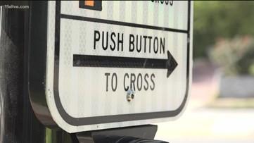Explaining some crosswalk confusion in metro Atlanta.