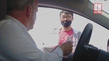 Undercover video: The street value of masks during COVID-19 outbreak