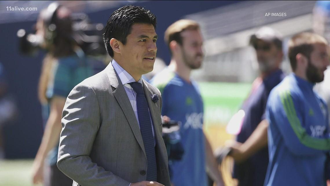 Atlanta United announce Gonzalo Pineda as new coach