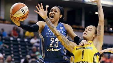 WNBA star with metro Atlanta ties: Maya Moore to continue hiatus, not seek Olympic consideration