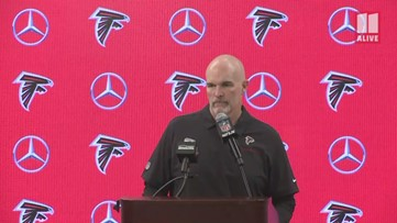 Dan Quinn on slow start to season after Falcons loss to Titans: 'We still have work to do'