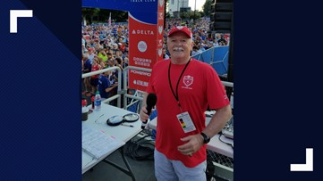 The Voice of the Peachtree Start Line