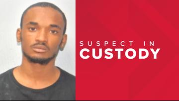 CAPTURED: Double-murder suspect who escaped from South Fulton Police precinct back in custody
