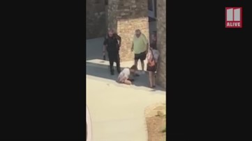 Student kicks administrator in the groin, faces felony charges