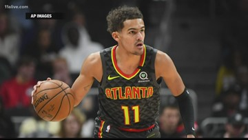 Trae Young chips in to help cancel more than $1 million in Atlanta families' medical debt