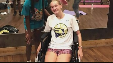 Teen hurt in Forsyth crash will get chance to plead to GDOT for changes at intersection
