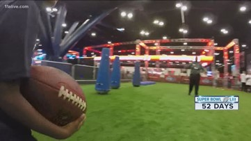 Tickets on sale now for Super Bowl Experience