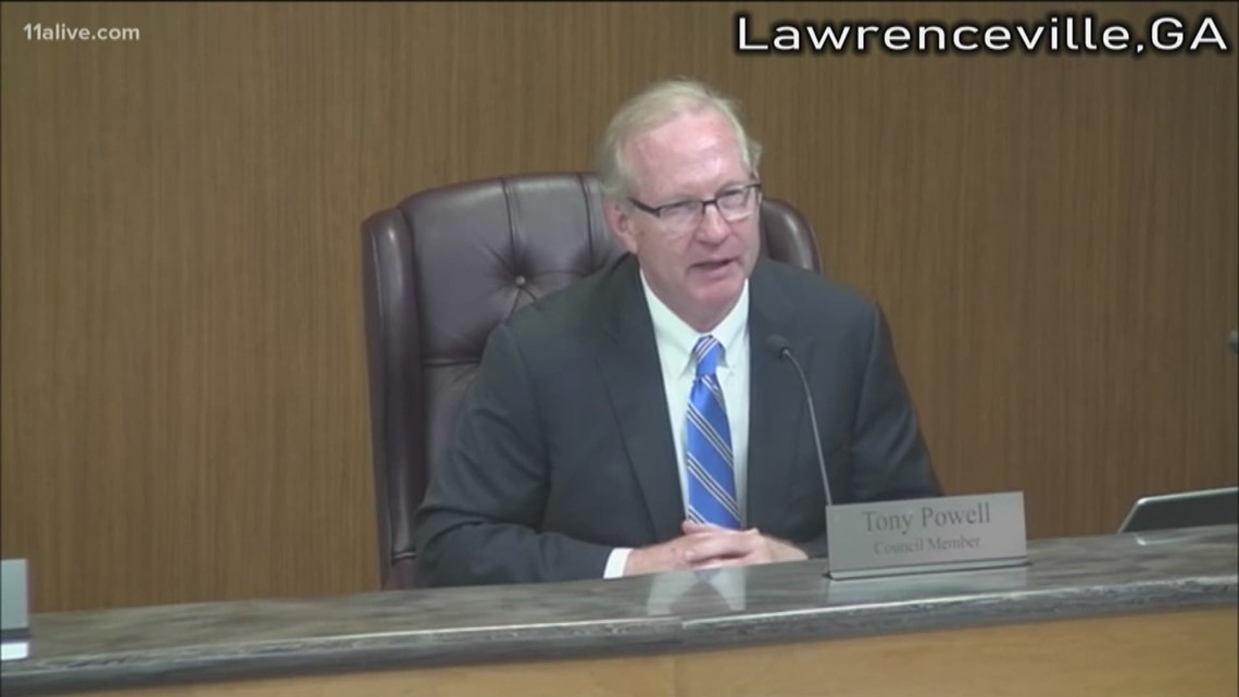 Lawrenceville Councilman officially resigns