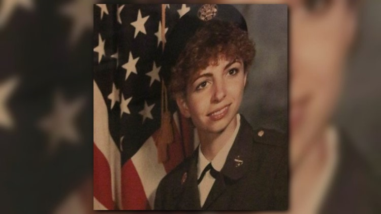 Rhonda Smith, Army