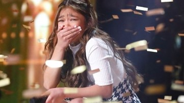 'America's Got Talent' star Angelica Hale to perform hometown concert