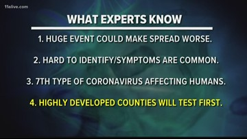 Top things medical experts know about the coronavirus