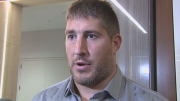 Atlanta Falcons' center Alex Mack after Jets game: 'We can always do better'