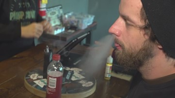 Vaping has some folks fuming in Forsyth County