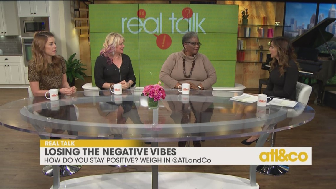 Real Talk: Staying Positive!