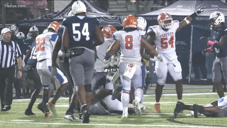 Parkview vs. South Gwinnett | Week 10 high school football