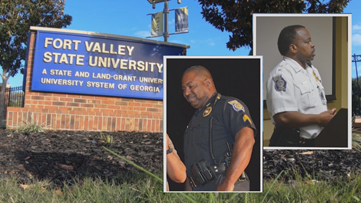 Another Fort Valley State University sex scandal: This time, it's the police department