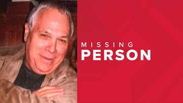 74-year-old with dementia who was reporting missing has been found