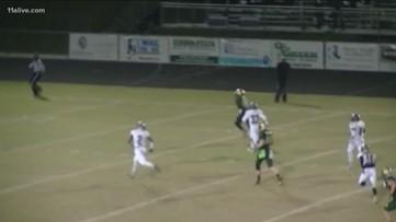 Highlights: Grayson 37, Norcross 17