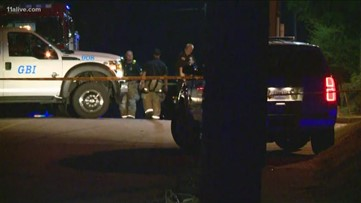 Gainesville police shoot knife-wielding man they were trying to help