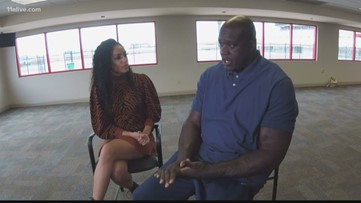 Shaq donates home to family of boy paralyzed after shooting