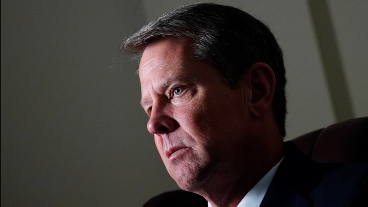 Kemp among 26 governors requesting meeting with President Biden about 'southern border crisis'