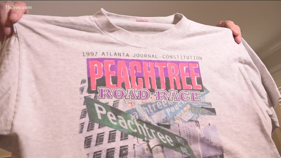 Voting begins in AJC Peachtree Road Race T-Shirt design contest