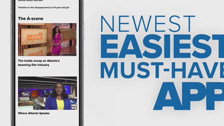 11Alive has a new app, download it here