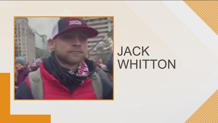 Metro Atlanta man denied bail in Capitol riots case