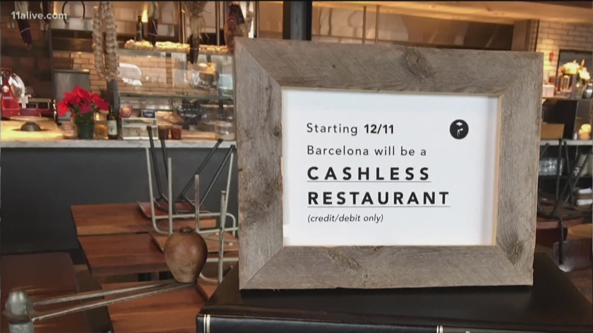 Robbery at gunpoint leads popular Atlanta restaurant Greens and Gravy to go cashless