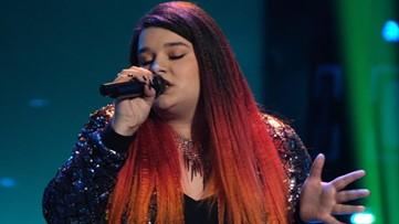 The Voice: Cumming teen earns a spot on Team Gwen