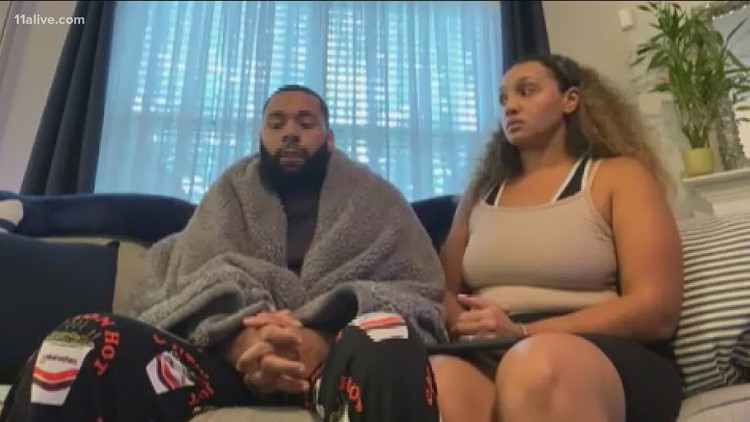 'I thought I was getting ready to lose my life': Father, husband shot multiple times in Atlanta while on vacation