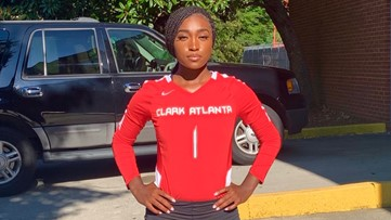 Star volleyball player among victims of Clark Atlanta shooting