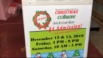24th annual Christmas tradition returns to Cumming